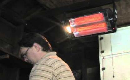 Garage Utility Heater
