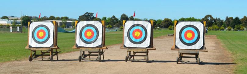 target gun range