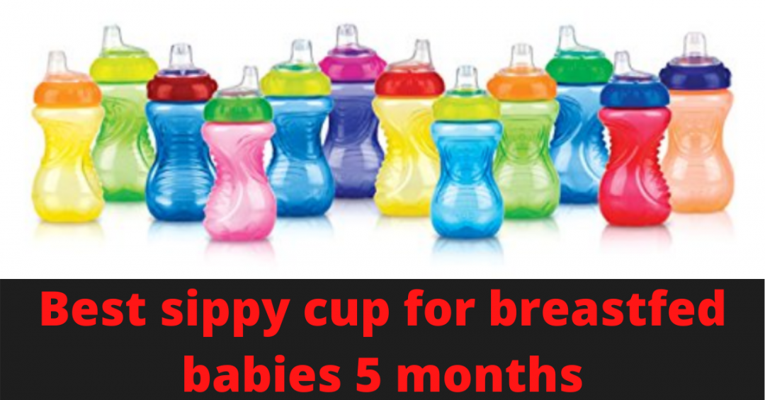 Best sippy cup for breastfed babies 5 months