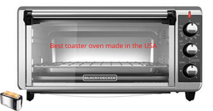 Best toaster oven made in the USA